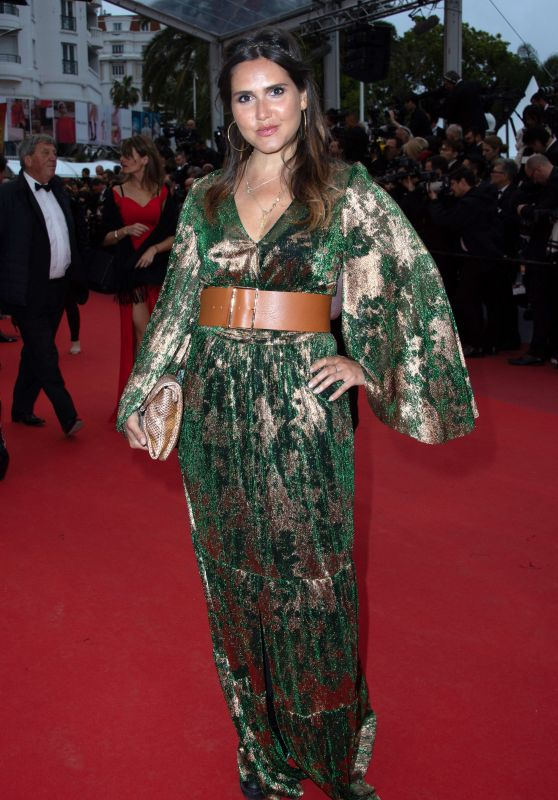 "Joyce Jonathan – ""Dolor y Gloria"" Red Carpet at Cannes Film Festival"
