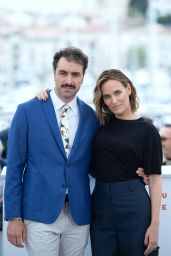 """Judith Godreche - """"The Climb"""" Photocall at Cannes Film Festival"""