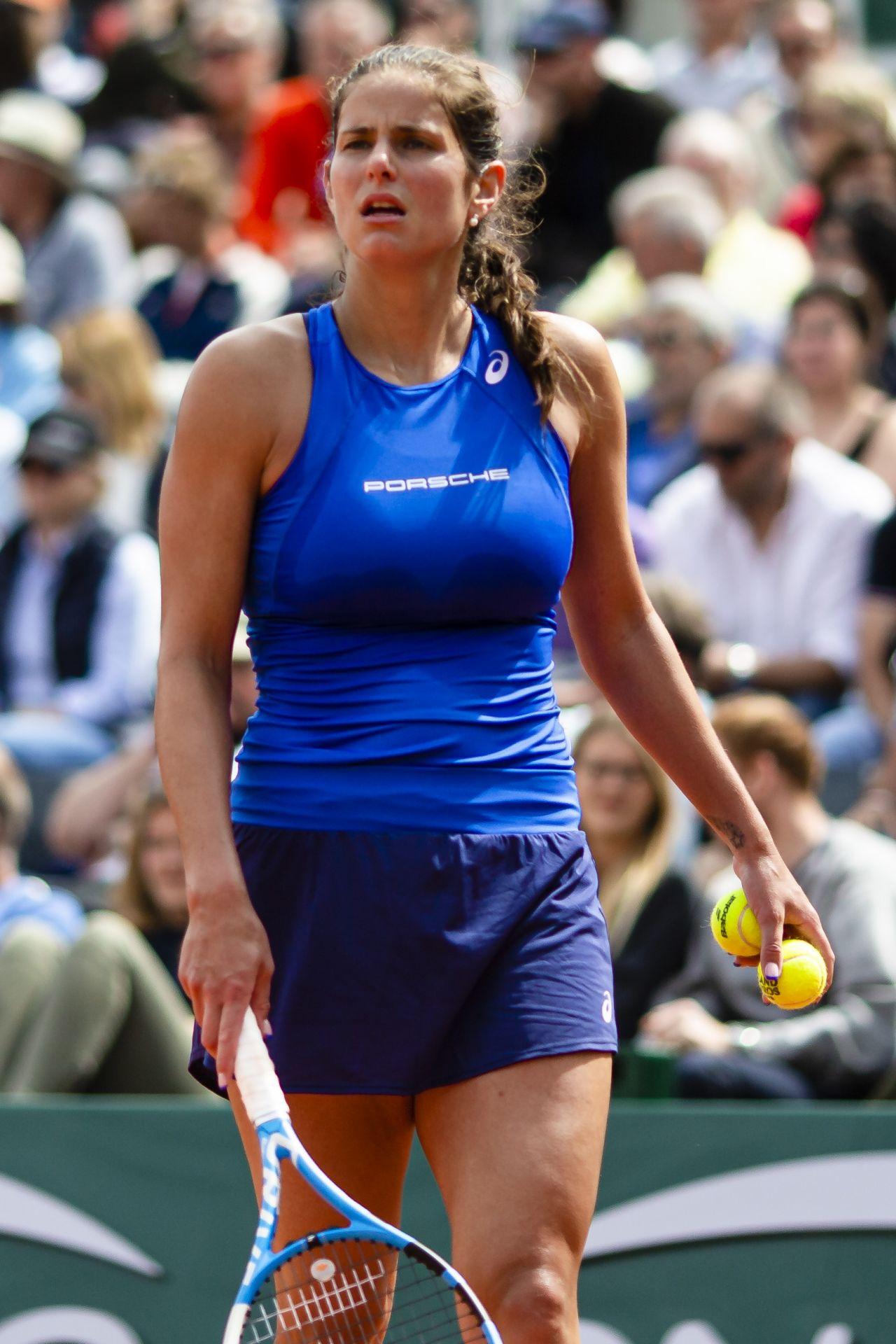 Julia Gorges Roland Garros French Open 05 27 2019