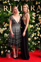 """Julia Stiles - """"Riviera"""" Season Two Premiere in London"""