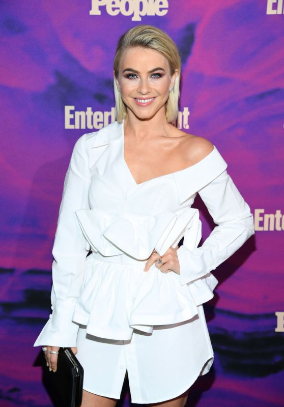 Julianne Hough – EW & People New York Upfronts Party 05/13/2019