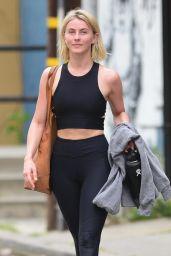 Julianne Hough in Workout Gear - Los Angeles 05/15/2019