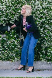 Julianne Hough - Leaves a Business Meeting in LA 05/21/2019