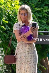 Julianne Hough - Leaving a Business Meeting in LA 05/20/2019