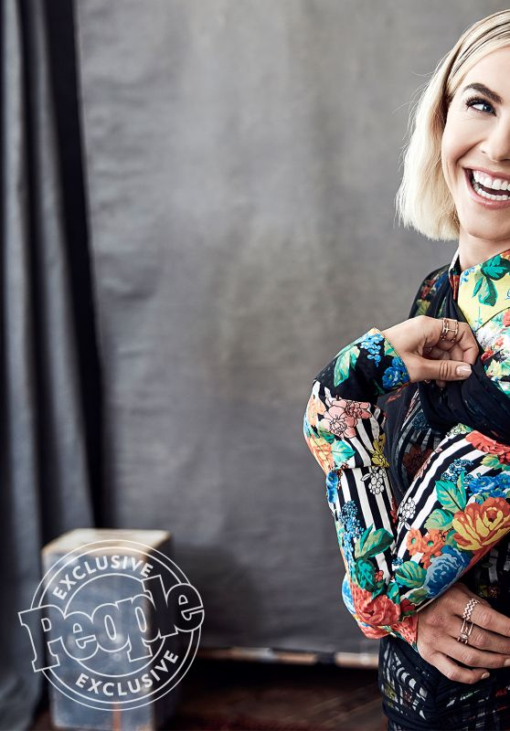 Julianne Hough - NBC Upfronts Portrait May 2019