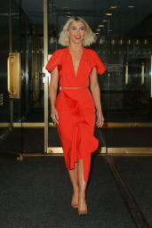 Julianne Hough - NBCUniversal Upfront Presentation in NYC 05/13/2019