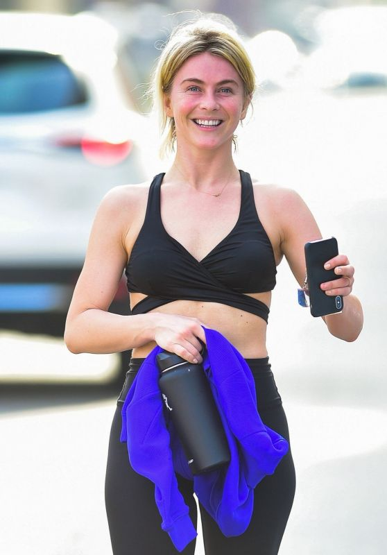 Julianne Hough - Out in Los Angeles 05/14/2019