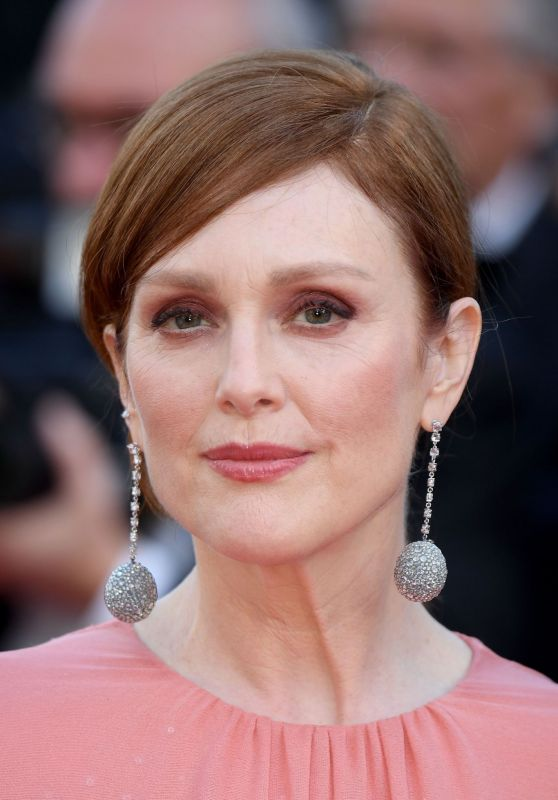 "Julianne Moore – ""Rocketman"" Red Carpet at Cannes Film Festival"