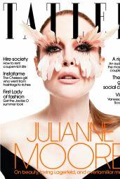 Julianne Moore - Tatler Magazine July 2019