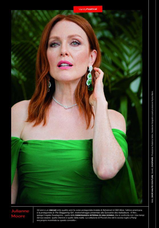 Julianne Moore – Vanity Fair Italy 06/05/2019