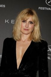 Julie Gayet – Kering Women in Motion Awards at Cannes Film Festival
