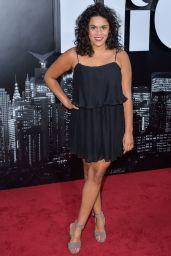 """Justina Adorno – """"Late Night"""" Premiere in LA"""