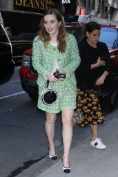 Kaitlyn Dever - Outside the Today Show in NYC 05/21/2019