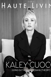 Kaley Cuoco – Photoshoot for Haute Living May 2019