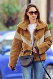 Kara Tointon - Out in Notting Hill 04/30/2019