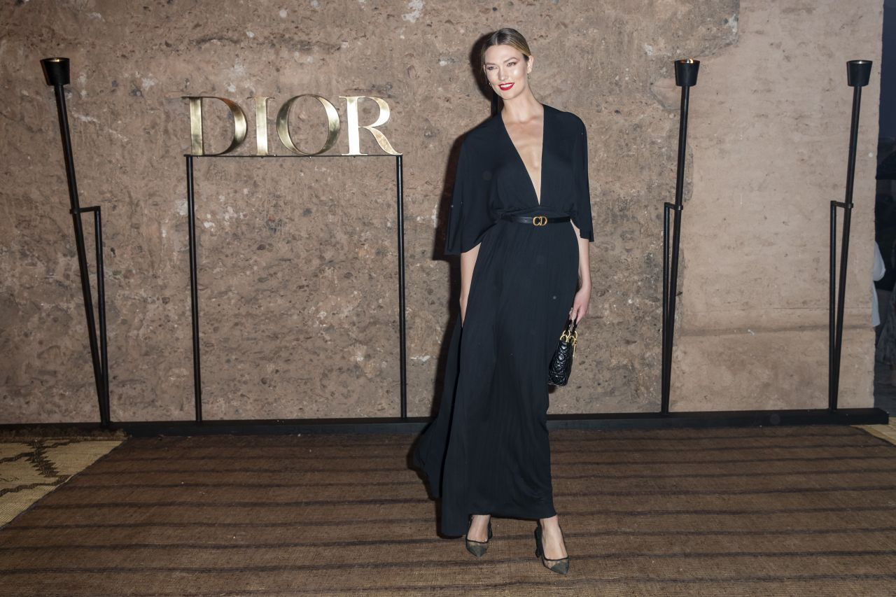Karlie Kloss Christian Dior Couture S S20 Cruise