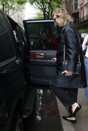 Karlie Kloss - Leaves The Mark Hotel in New York 05/05/2019