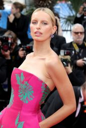 "Karolina Kurkova – ""Once Upon a Time in Hollywood"" Red Carpet at Cannes Film Festival"