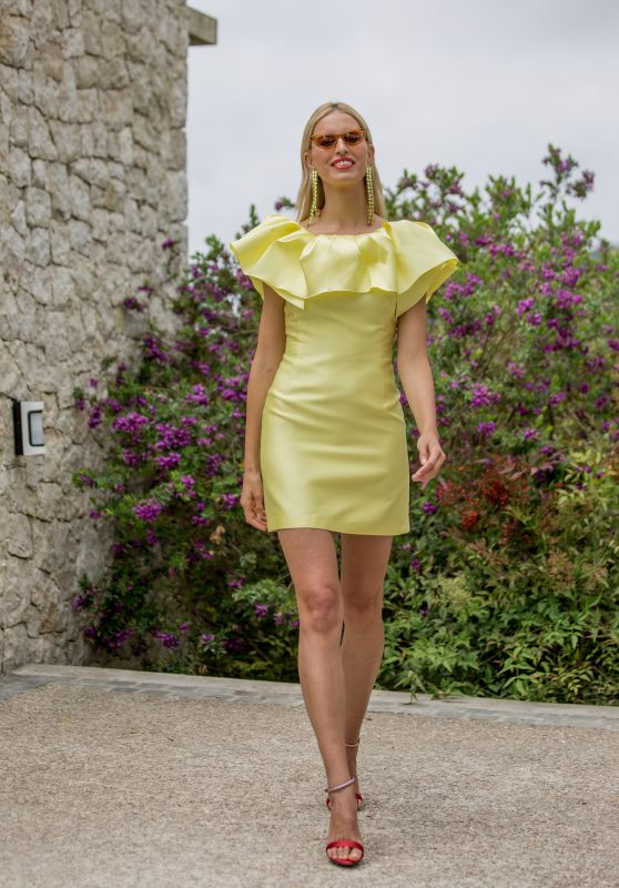 Karolina Kurkova – Wellbeing Summer Lunch at Cannes Film Festival