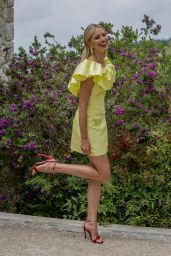 Karolina Kurkova – Wellbeing Summer Lunch at Cannes Film Festival