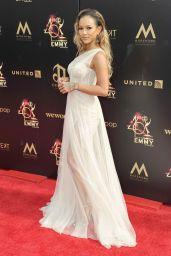 Karrueche Tran – 2019 Daytime Emmy Awards in Pasadena