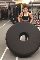 Kate Beckinsale - Workout 05/11/2019