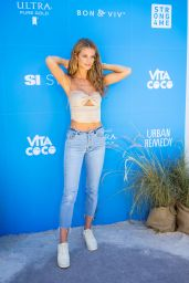 Kate Bock – SI Swimsuit On Location in Miami 05/11/2019