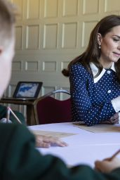 Kate Middleton - 75th Anniversary of D-Day Exhibition at Bletchley Park 05/14/2019
