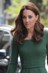 Kate Middleton - New Center of Excellence Opening at Rodney Street in London 05/01/2019