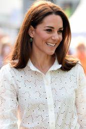 Kate Middleton - RHS Chelsea Flower Show 2019 in London