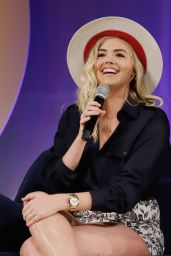 Kate Upton - SI Swimsuit On Location at Ice Palace in Miami 05/11/2019