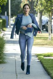 Katharine McPhee in Tight Jeans - West Hollywood 05/17/2019
