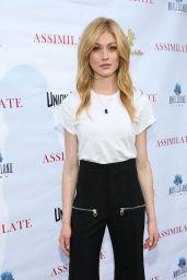 "Katherine McNamara - ""Assimilate"" Premiere in Beverly Hills"