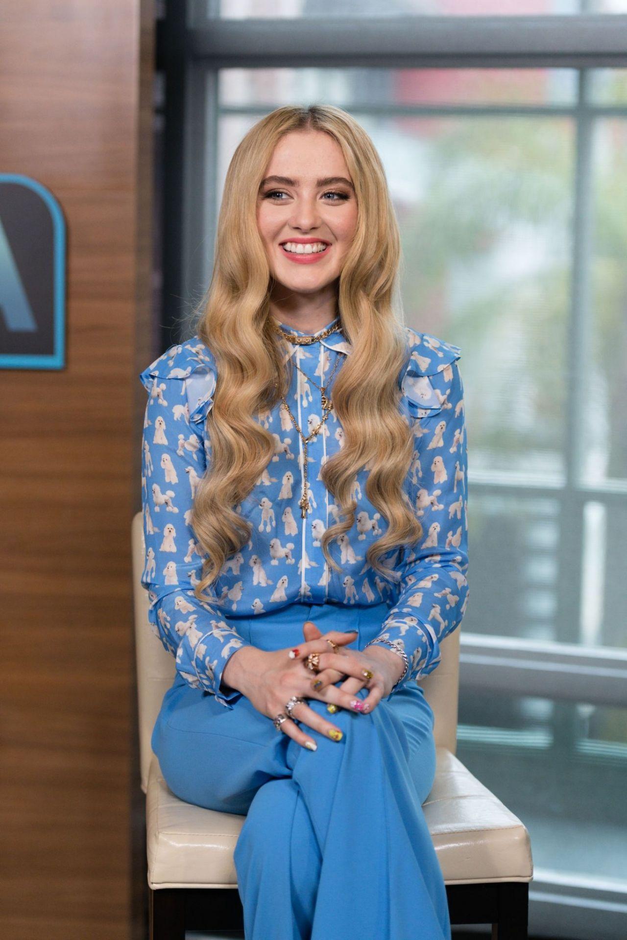 Kathryn Newton - Extra Studios in Hollywood 05/10/2019