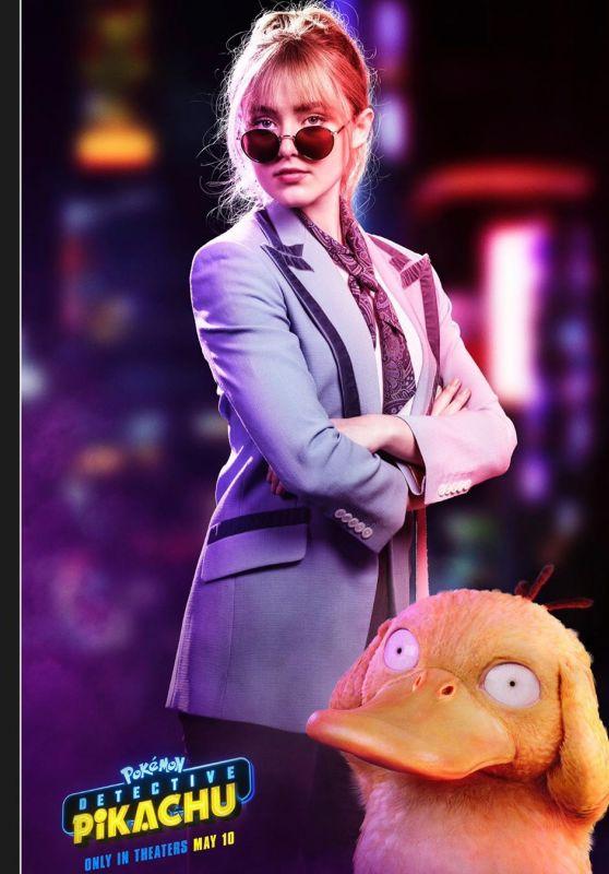 "Kathryn Newton - ""Pokémon Detective Pikachu"" Photos 2019"