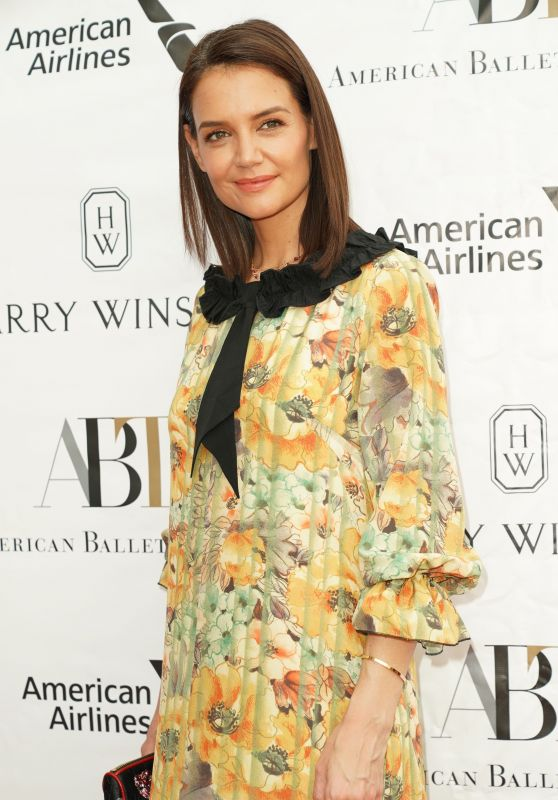 Katie Holmes - American Ballet Theatre 2019 Spring Gala in NYC