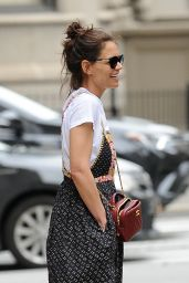 Katie Holmes - Out in NYC 05/29/2019