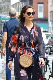 Katie Holmes - Out in NYC 5/28/2019