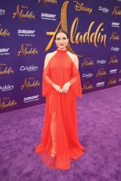"Katie Stevens – ""Aladdin"" Premiere in Hollywood"
