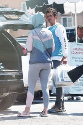 Katy Perry at Brentwood Country Mart in Santa Monica 05/17/2019