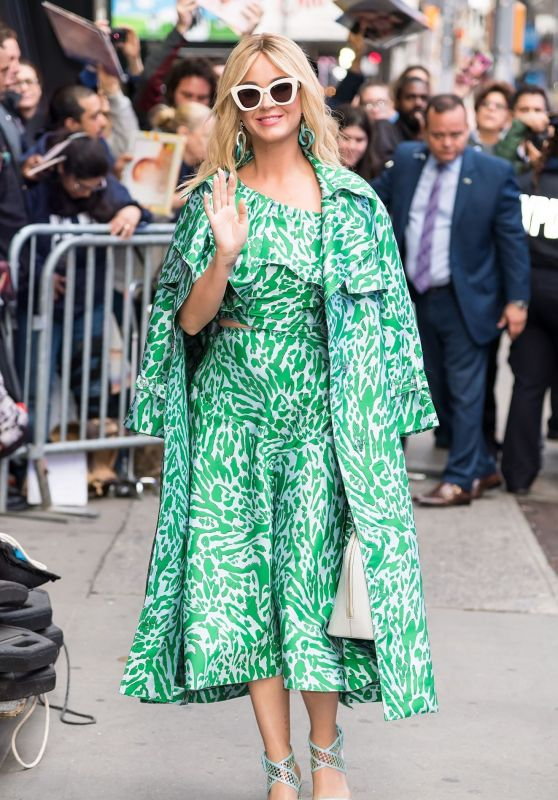 Katy Perry - Good Morning America in NYC 05/08/2019