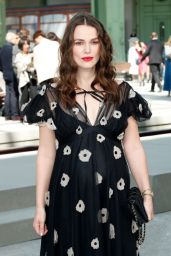 Keira Knightley – Chanel Cruise Collection 2020 in Paris