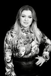 "Kelly Clarkson - ""Uglydolls"" Portrait Session in LA, April 2019"