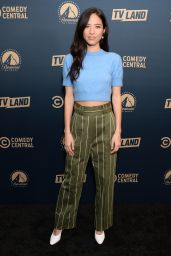 Kelsey Chow – Comedy Central, Paramount Network and TV Land Press Day in LA 05/30/2019