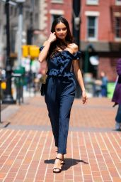 Kelsey Merritt - Financial District New York City 05/08/2019