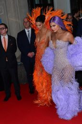 Kendall Jenner and Kylie Jenner - 2019 Met Gala
