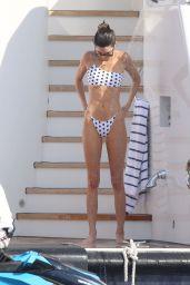 Kendall Jenner in a Bikini - Monaco 05/25/2019