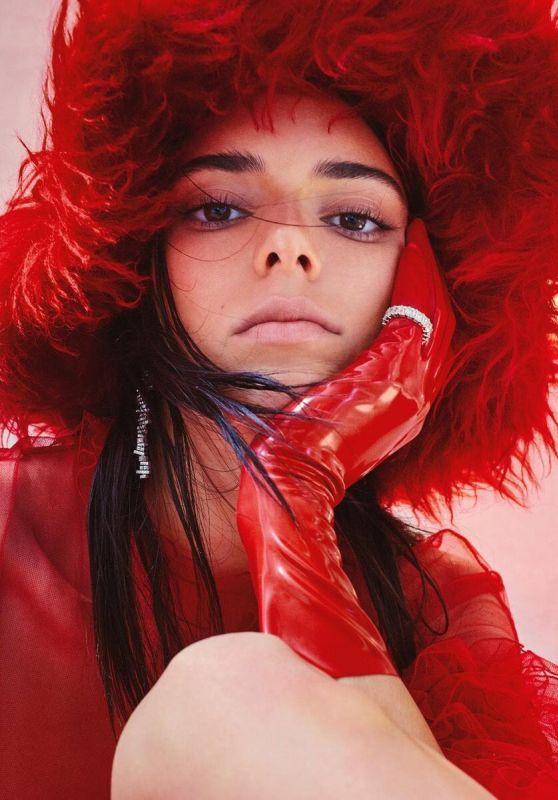 Kendall Jenner - Vogue Australia June 2019 Photoshoot