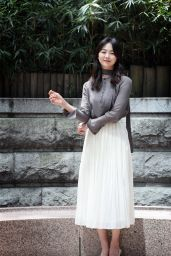 Keum Sae Rok - Interview Photos (The Fiery Priest) 2019