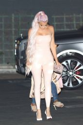 Khloe Kardashian - Leaves Launch event for Kylie Jenner